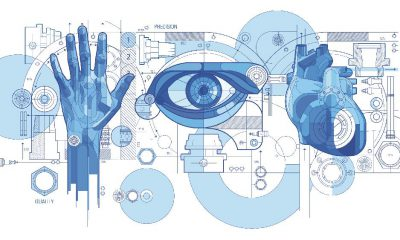The three key visuals at a glance.
